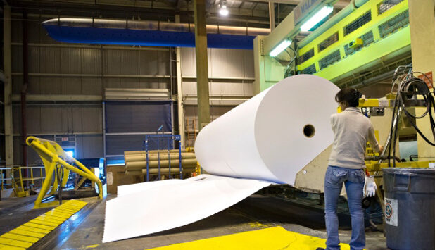 , Domtar responds to speculation about potential acquisition by Paper Excellence
