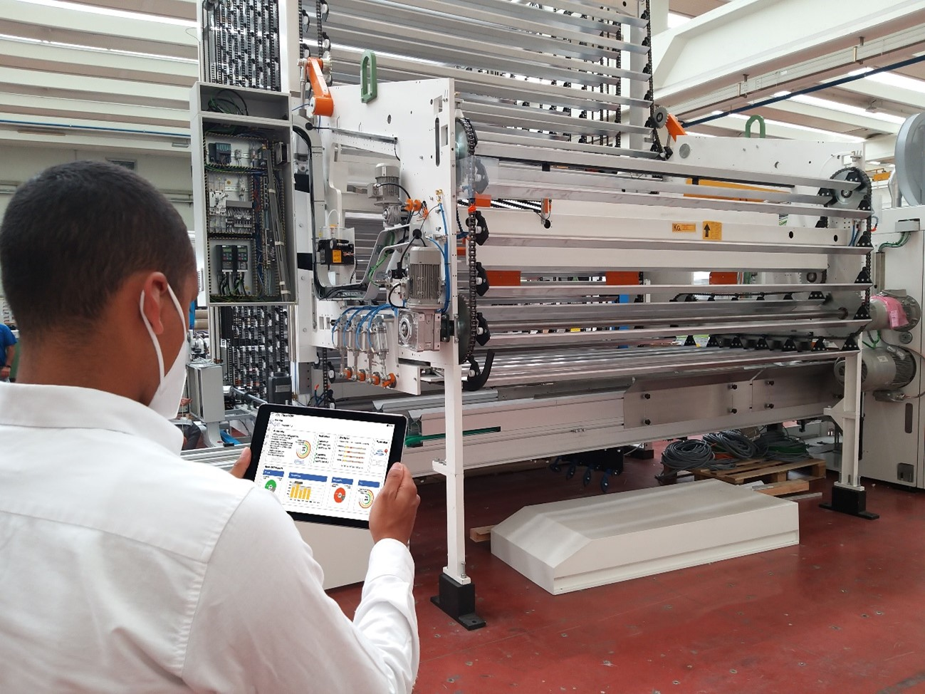 , Körber presents Manufacturing Operations Management solution developed specifically for tissue converters