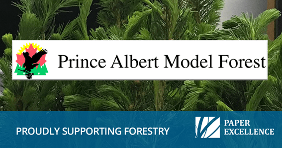 , Paper Excellence donates $2,000 to the Prince Albert Model Forest