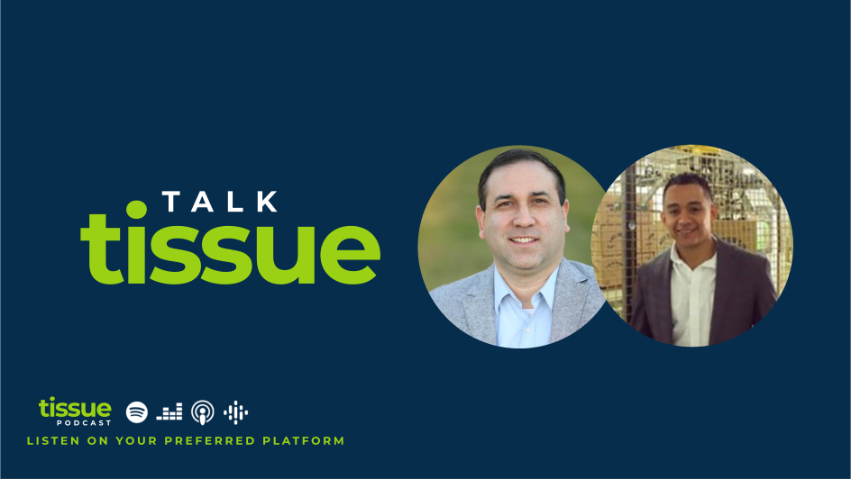 Talk Tissue with Juan Corzo Jr., Vice President at South Florida Tissue