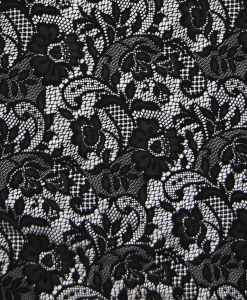 LYCRA LACE SERIES 2 NOIR