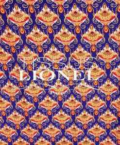 COTON IMPRIMÉ WAX AFRICAIN 064