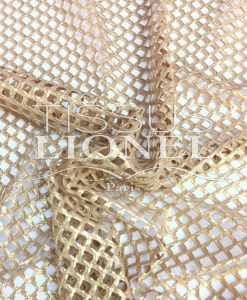 RESILE CHAIR ET OR GROSSE MAILLE
