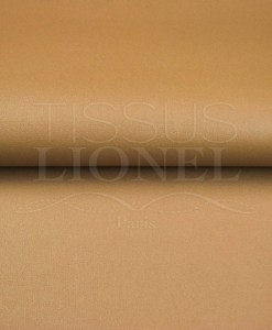 Faux leather solid beige
