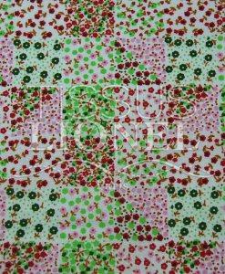 cotton floral print 030