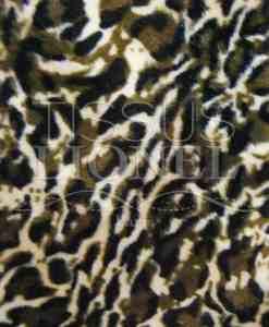напечатанный мех velboas тигр 2