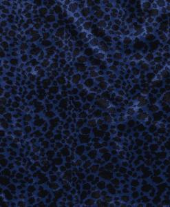 Fourrure velboas leopard marine