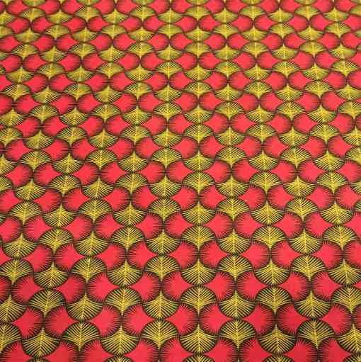 Coton efia rouge