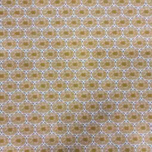 Coton wax jaune