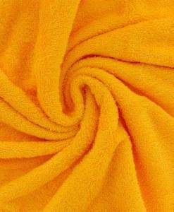 Tissu éponge bambou hydrophile jaune