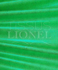 lycra pailleté multipoint fond vert fluo pailleté vert