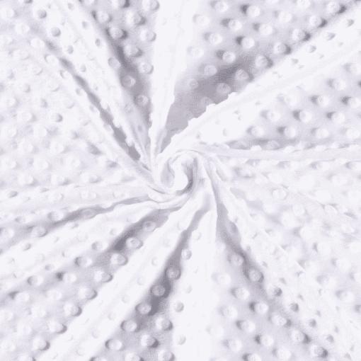 Minky blanc