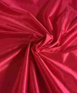 Satin maille charmeuse rouge