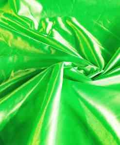 Вышивка гладью флуоресцентный зеленый Charmeuse