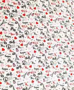 Tissu coton Marais Paris