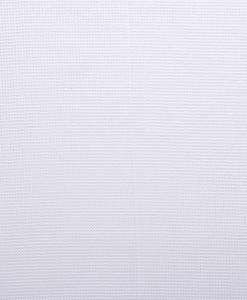 Tissu éponge nid d'abeilles blanc