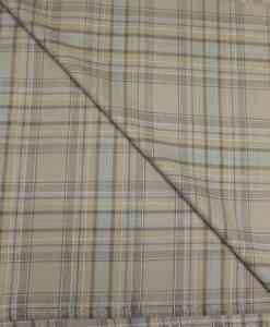 plaid di lana