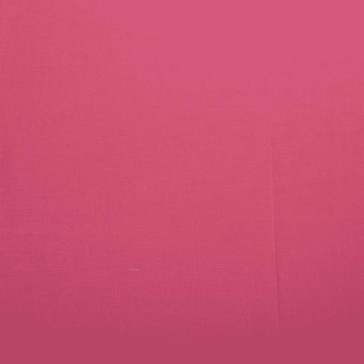 Tissu lin rose foncé
