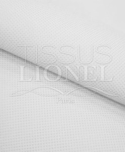 Tissu non tissé tnt 100gm2 melt brown blanc