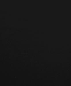 Tissu sweat molleton noir