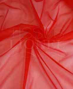 velo cristallo rosso