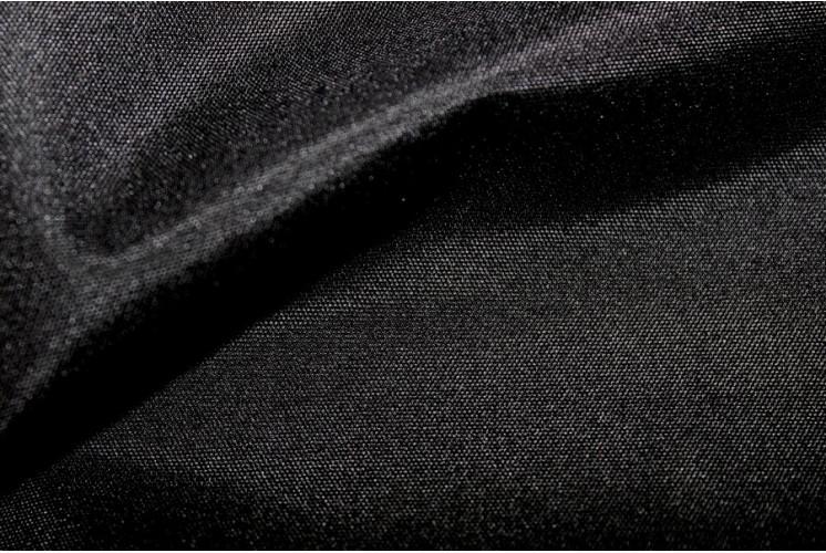 tissu occultant uni noir