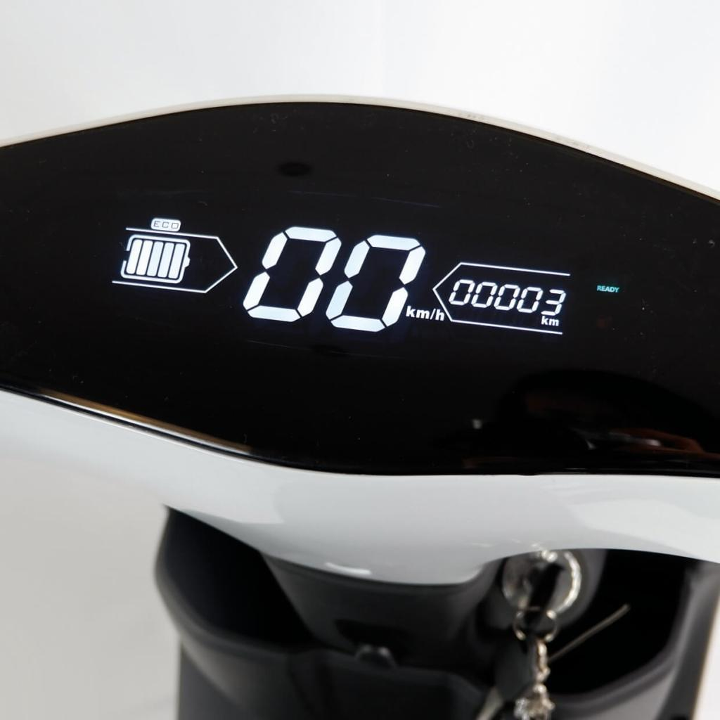 LCD Display eines Elektrorollers