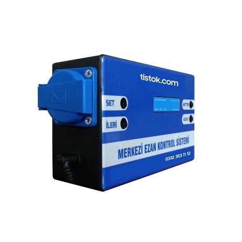 Merkezi ezan sistemi kontrol cihazı - Otomatik açma ve kapatma sistemi-41534200001235