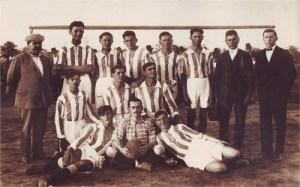 Tiszasüly csapat 1963