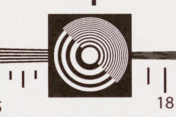Canon 100mm macro kép közepe