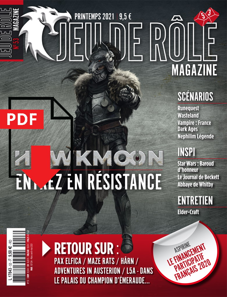 TITAM - JDR Mag 53