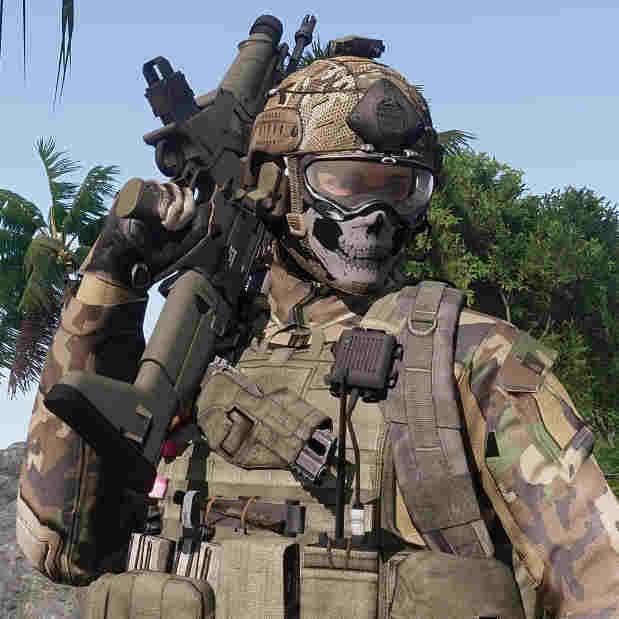 ArmA 3 Sittich