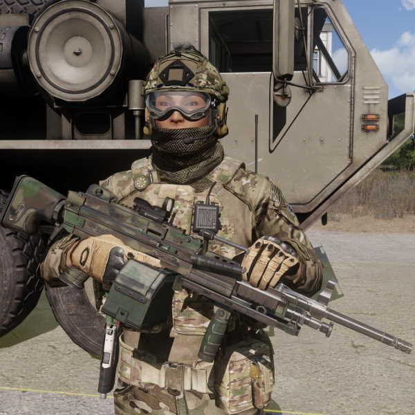 ArmA 3 MilSim Clan - Q Nessa2