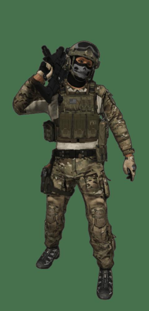 ArmA 3 MilSim Clan - 0 ENG Sittich v 1