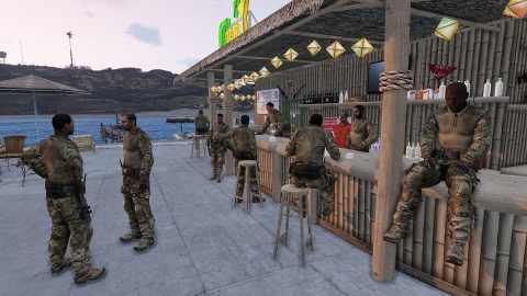ArmA 3 MilSim Clan - summer