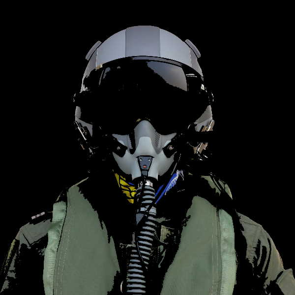 ArmA 3 Clan MilSim - 00 Pilot2