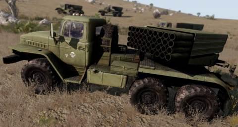 ArmA 3 MilSim Clan - BM 21