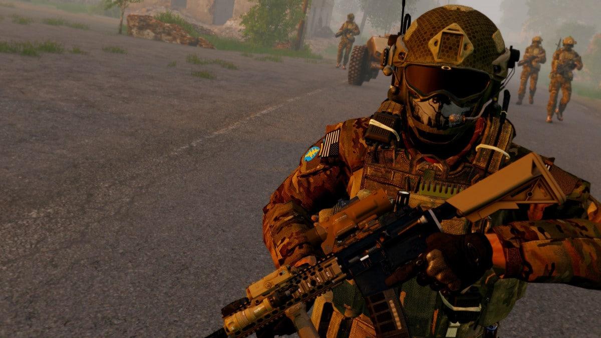 ArmA 3 Street Patrol Ops