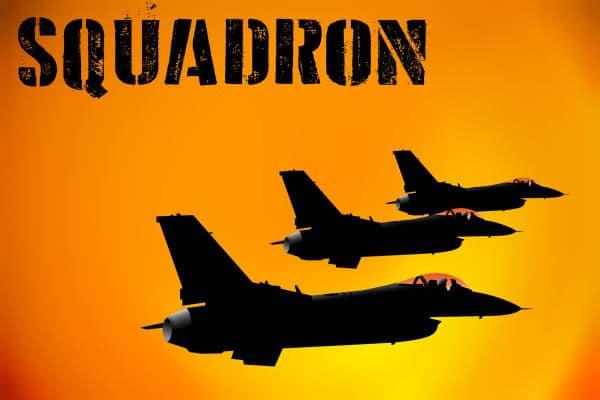 ArmA 3 squadron