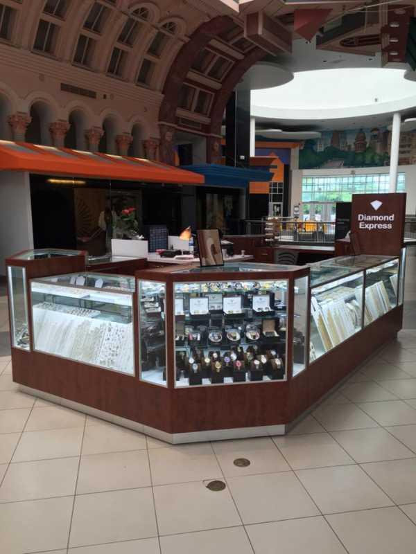 Jewelry Kiosk  Titan Solutions
