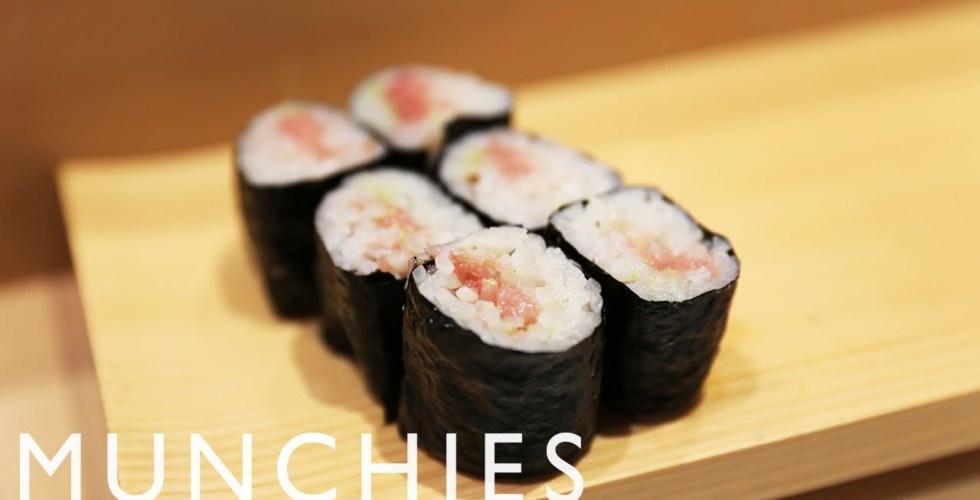Sushi Master Naomichi Yasuda Teaches the Proper Way to Eat Sushi