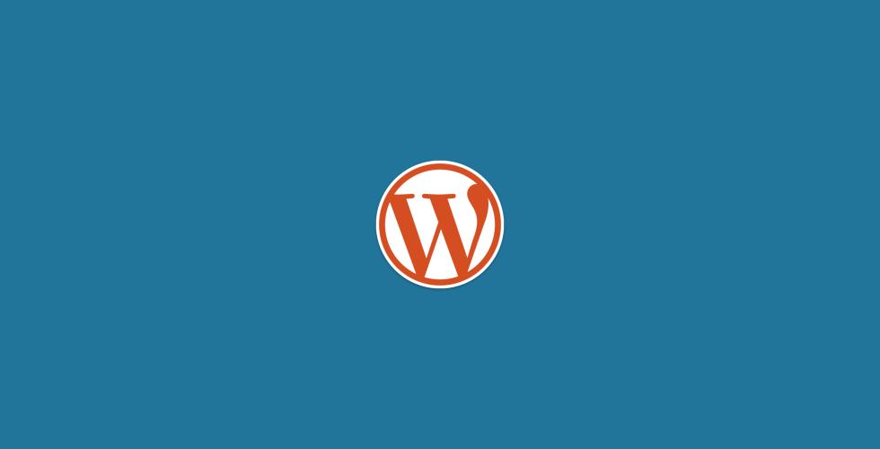 Making WordPress Better, The Admin menu