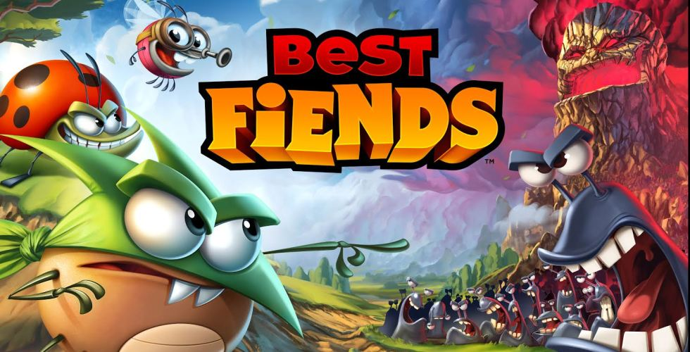 Best Fiends. The iPhone Game Angry Birds Hate