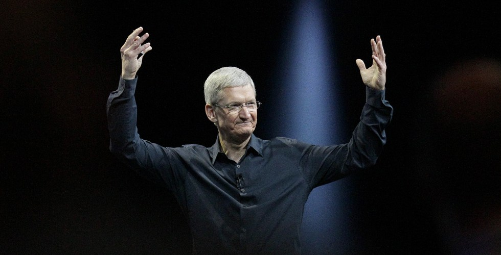 Tim Cook's Salary In 2014 Is Nothing Compared To Other CEOs