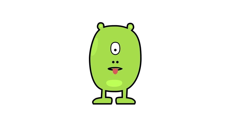 Fictional Memoji Character