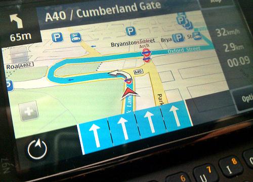 ovi maps running on n97 mini