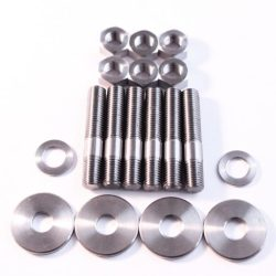Mini TITANIUM manifold kit longer studs