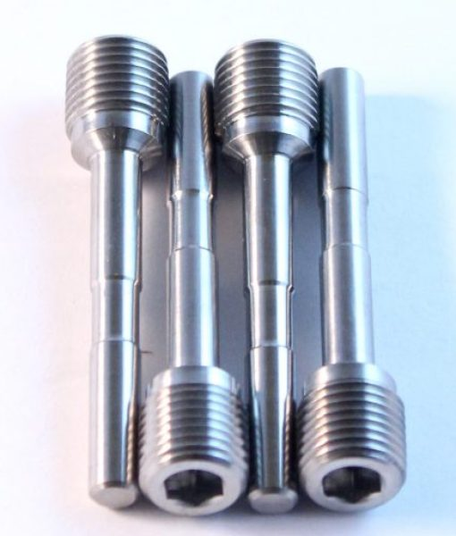 CBR900RR Titanium caliper pins 45215-MCJ-006