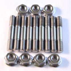 Kx titanium head studs