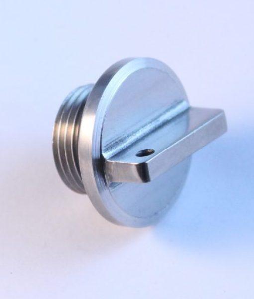 Suzuki TITANIUM oil filler plug